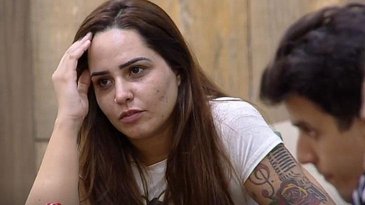 Perlla escuta Ana Paula detonar Rafael Ilha