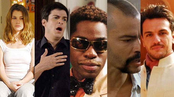 Personagens que fizeram sucesso e viraram protagonistas - Foto: Montagem
