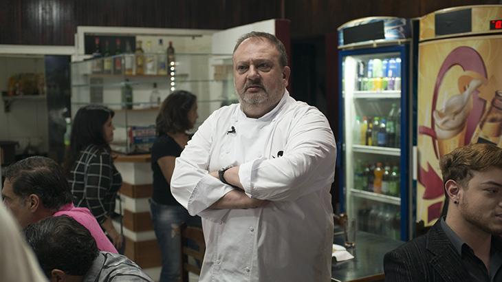 Estreia será num restaurante nordestino em Guarulhos - Divulgação/Band