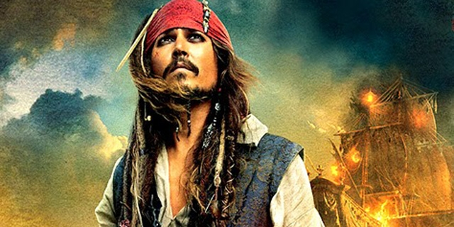 """Jack Sparrow aparece em novo teaser e pôster de """"Piratas do Caribe 5"""""""