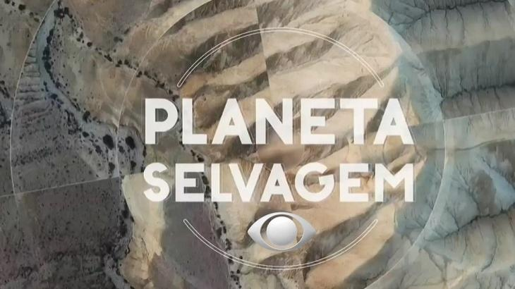 Logotipo Planeta Selvagem