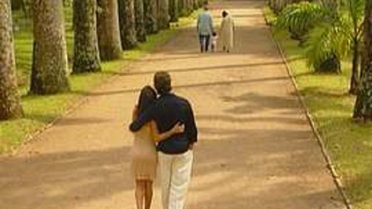 Cena final de Por Amor - Foto: Reprodução/Globo