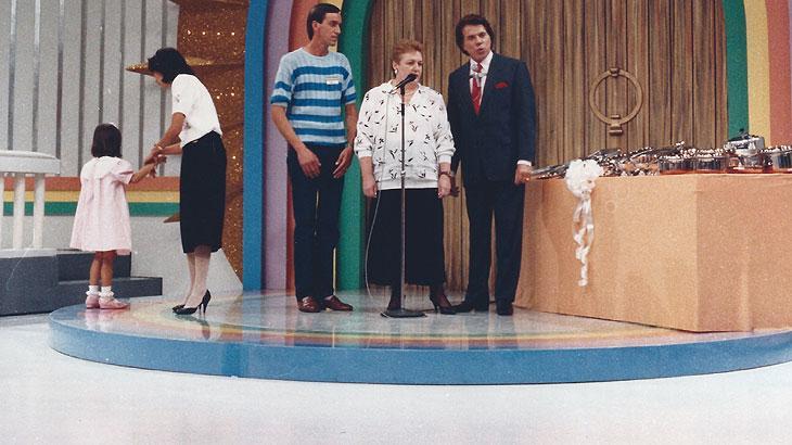 Porta da Esperança: um dos clássicos de Silvio Santos está com chamadas de volta no ar - Divulgação/SBT