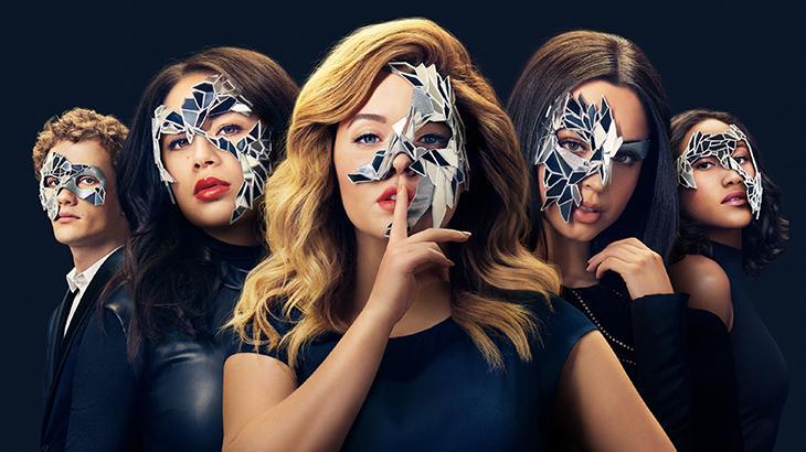 Série foi lançada neste ano nos Estados Unidos e chegou ao Brasil pelo Globoplay - Divulgação