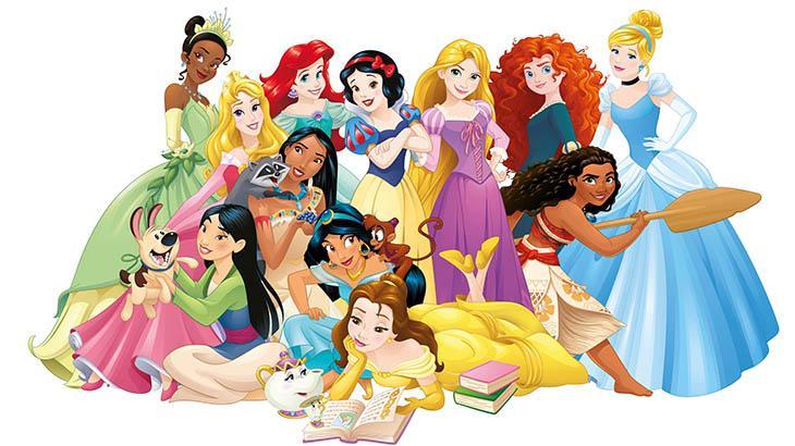 Disney Channel exibe especial com filmes de princesa