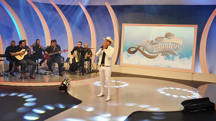 Alessandro Campos ganha programa diário na TV aberta
