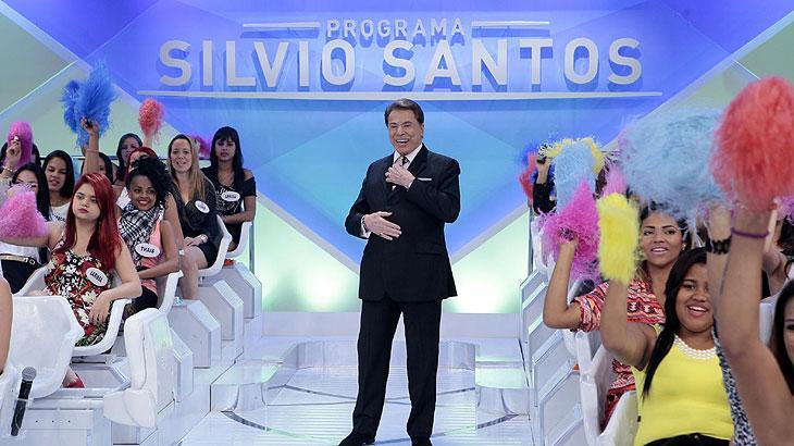 Silvio Santos - Foto: Reprodução/SBT