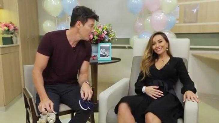 Sabrina Sato bate recorde desde a estreia com entrevista sobre sua gravidez 3b9a98941e