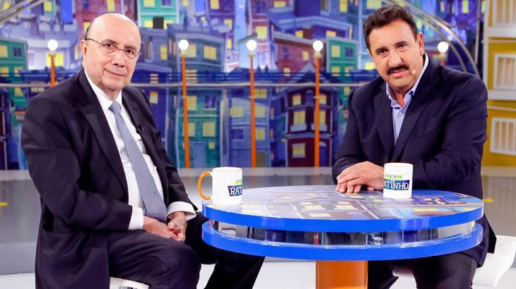 Henrique Meirelles reafirma interesse pela disputa presidencial