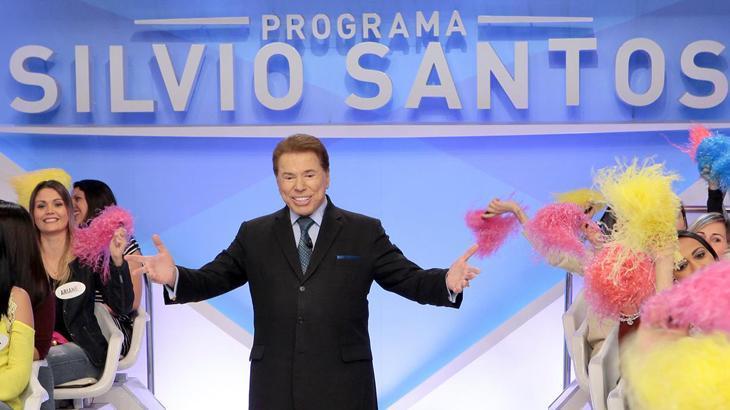 Silvio Santos garante vice no último domingo do mês e fecha setembro na frente da RecordTV