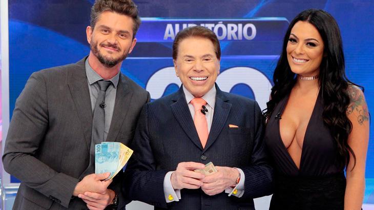 Ex-BBB Marcos Harter passa vergonha em mais uma emissora de TV