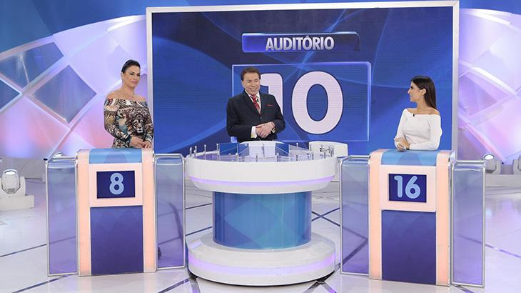 Silvio Santos opina sobre o futuro da TV e diz: