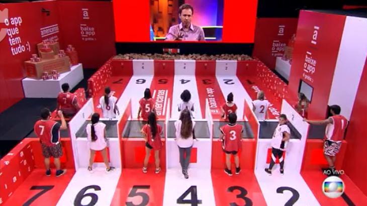 Participantes disputam nova prova do líder no BBB20 - Foto: Globo