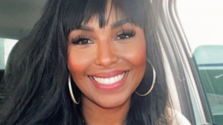 A cantora agredida Quesia Freitas - Reprodução/Instagram