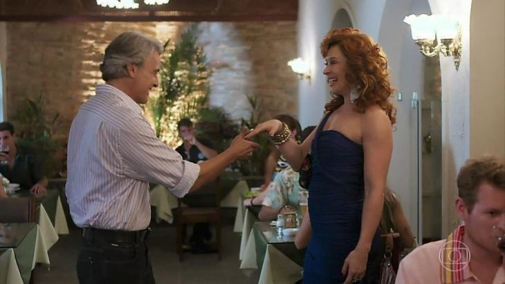 Relembre as 7 vezes em que Claudia Raia e Alexandre Borges foram um casal na TV