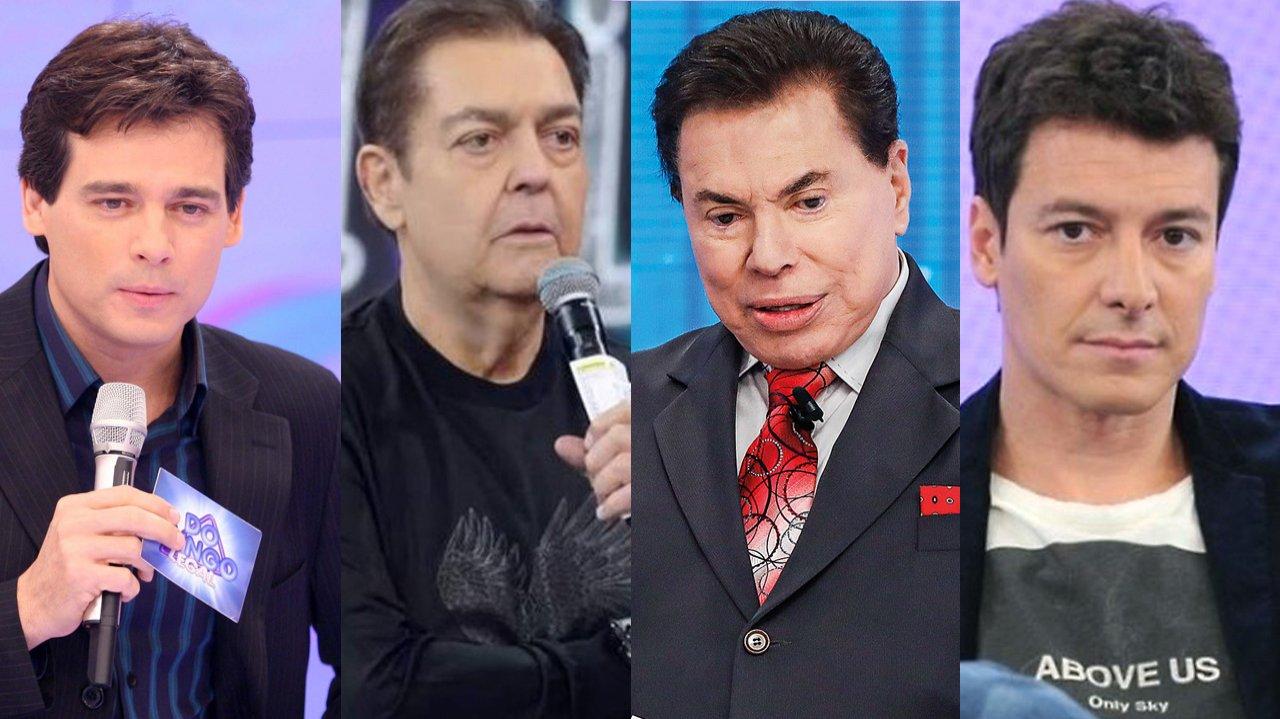 Qual o melhor apresentador de TV?