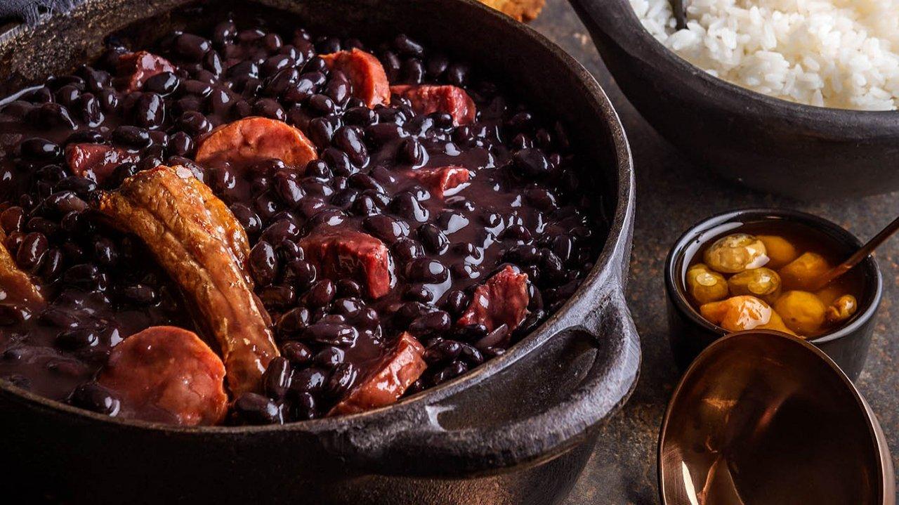 Melhor comida brasileira?