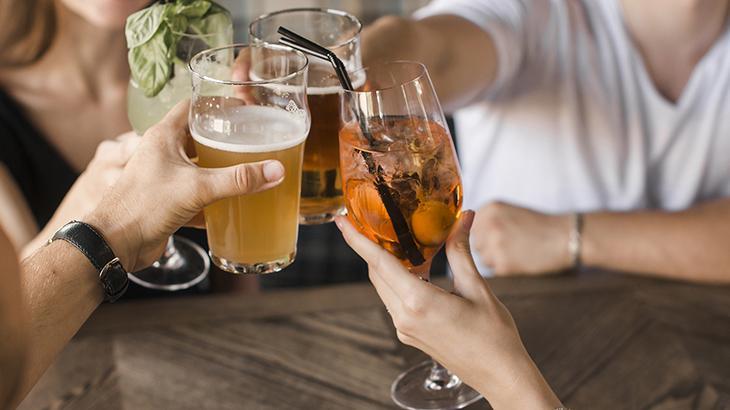 Qual sua bebida predileta?