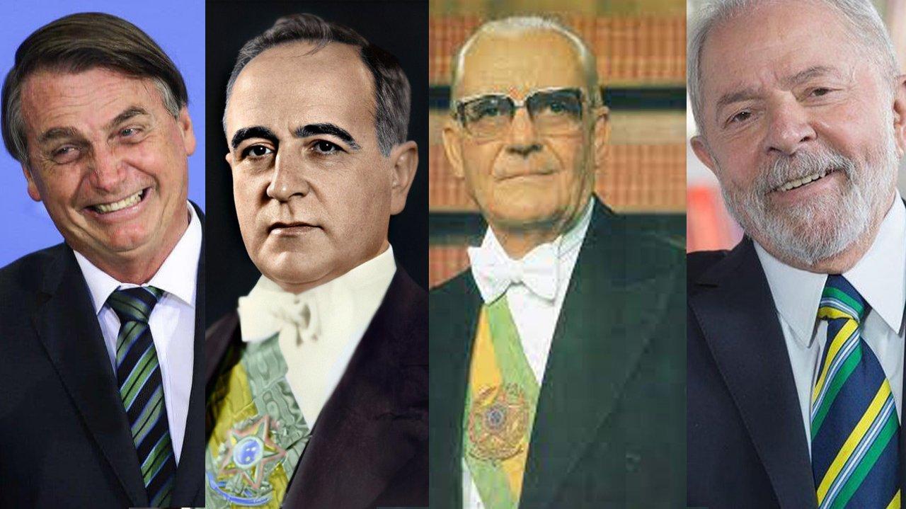 Qual o melhor presidente da História do Brasil?