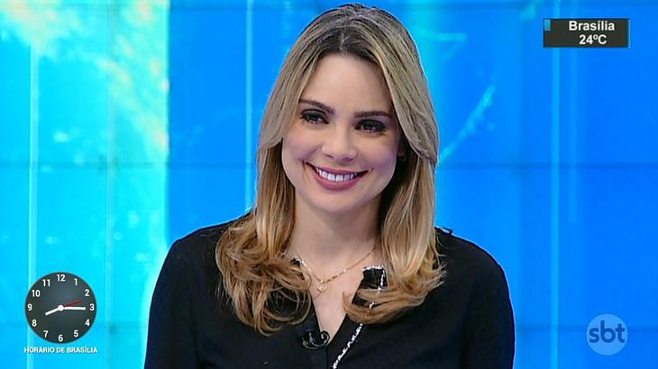 SBT propõe reduzir salário de Rachel Sheherazade, âncora do