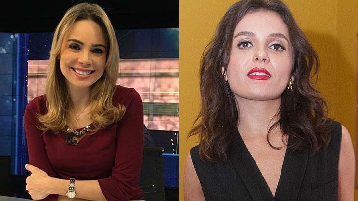 Rachel Sheherazade ataca Monica Iozzi nas redes sociais: