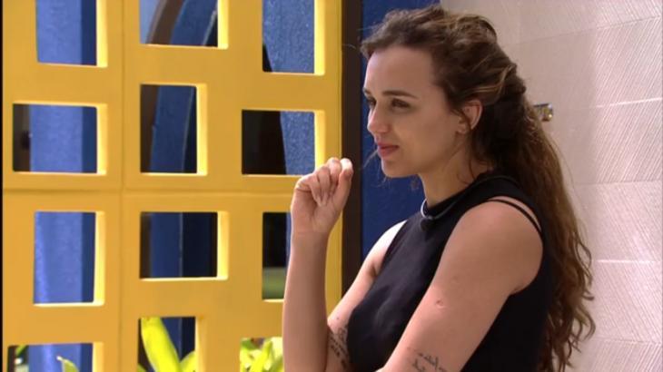 Rafa Kalimann falou sobre treta com sisters no BBB20 - Foto: Globo