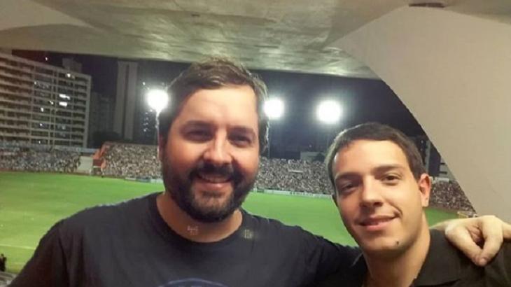 Rafael Oliveira estreia no DAZN comentando jogo decisivo da Série C