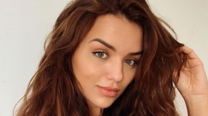 Rafa Kalimann foi contratada pela Globo - Reprodução/Instagram