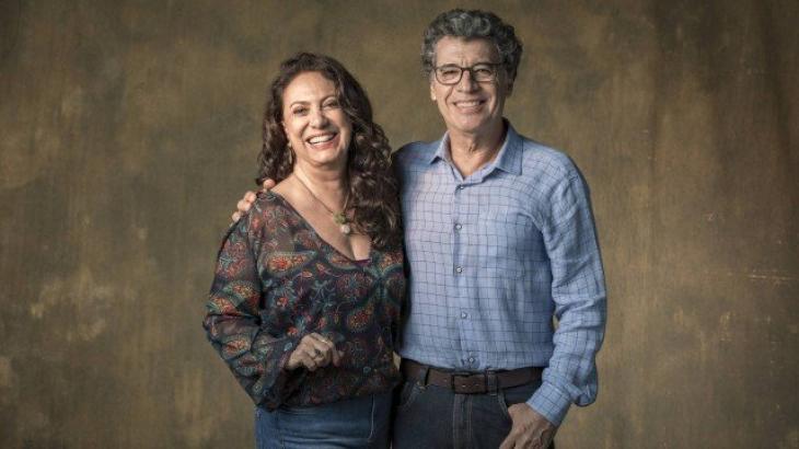 Rania e Miguel em