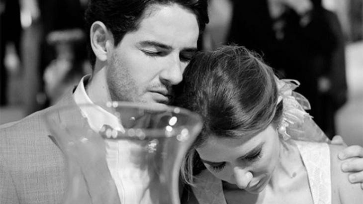 Rebeca comemora dois meses de casada com Pato: