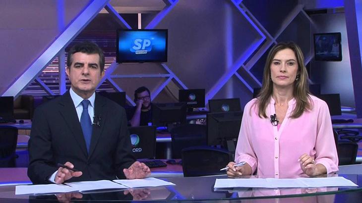 Chico Ferreira e Flávia Chiarello apresentam o