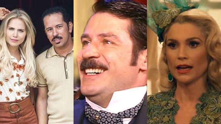 Êta Mundo Bom, Cine Holliúdy e A Escrava Isaura rendem recordes para Globo e Record