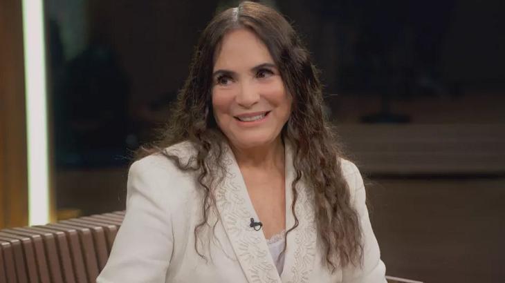 Regina Duarte defende fim da quarentena e Emanuelle Araújo rebate: Absurdo - Famosos - NaTelinha