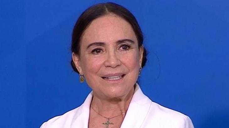 Regina Duarte teve sua saída da Secretaria de Cultura oficializada por Jair Bolsonaro