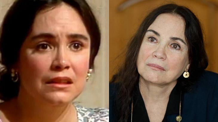 Regina Duarte foi protagonista de Vale Tudo - Foto: Montagem