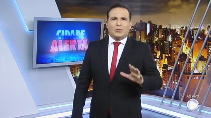 Com dois programas ao vivo, Reinaldo Gottino bate Flávio Cavalcanti e se aproxima de Silvio Santos