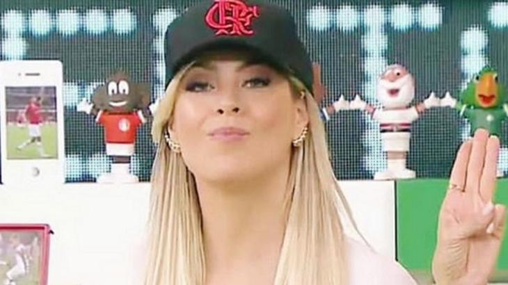 Renata Fan acerta finalistas da Libertadores e repercute na web