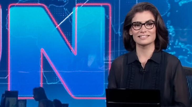 "Cinco vezes que Renata Vasconcellos \""lacrou\"" no Jornal Nacional"