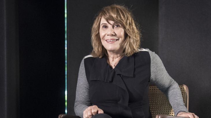 Renata Sorrah comemora sucesso de Nazaré e diz
