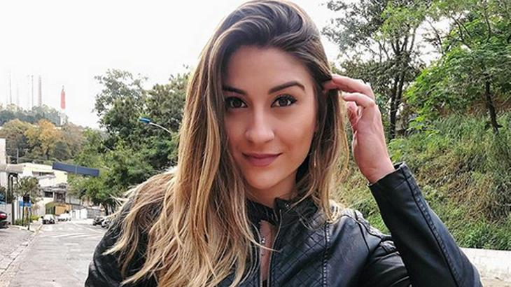 Kallyna Sabino deixou o SBT - Foto: Reprodução/Instagram