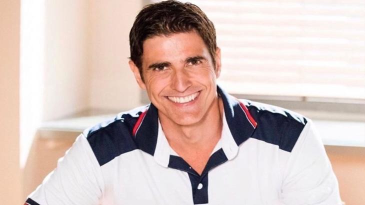 """Reynaldo Gianecchini relembra casamento com Marília Gabriela: \""""Saudade\"""""""