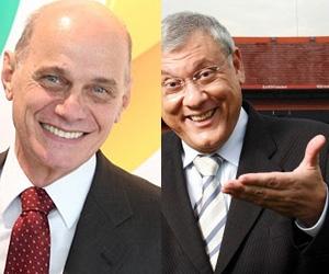 Milton Neves leva bronca de Boechat por fazer propaganda na Band News FM