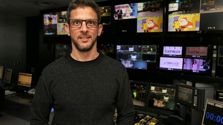 """Diretor do """"Encrenca"""" é o novo superintendente artístico da RedeTV!"""