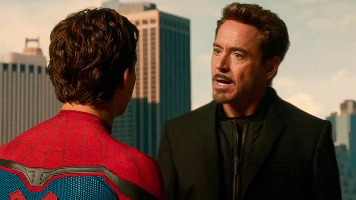 Participação de Robert Downey Jr em