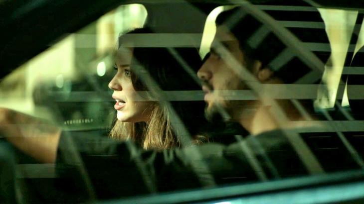 Rock e Fabiana ficam chocados após descoberta - Foto: Reprodução