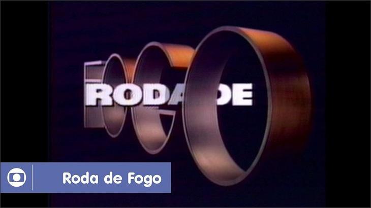 Logotipo de Roda de Fogo