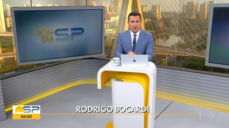 De piada a machismo: As cinco maiores gafes de Rodrigo Bocardi na Globo