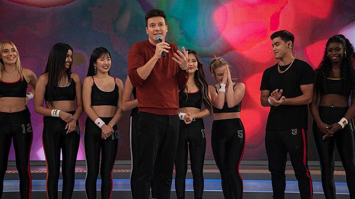 Rodrigo Faro recebeu no Hora do Faro, o grupo Now United, formado por jovens de várias partes do mundo e que foi criado por Simon Fuller com gerenciamento da XIX Entertainment.
