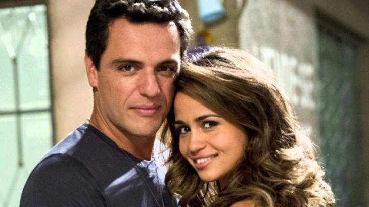 Rodrigo Lombardi e Nanda Costa em Salve Jorge