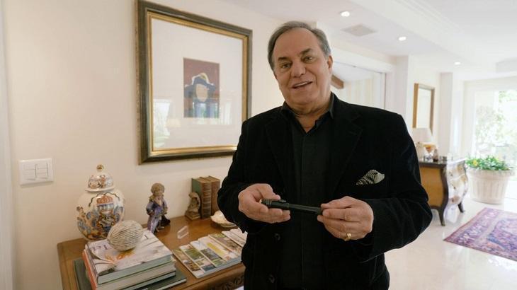 Ronnie Von coloca sua mansão à venda por R$ 16 milhões